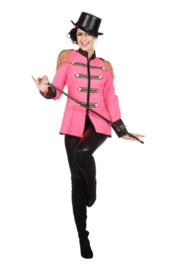 Circus directrice jas pink