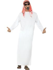 Sjeik kostuum Arabia