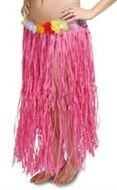 Hawai Rok 80cm Roze