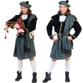 Schotse heer kostuum deluxe