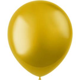 Ballonnen Stardust Gold Metallic 33cm - 50 stuks |