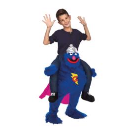 Carre me Grover kostuum kind ®
