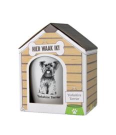 Dog mug - Yorkshire Terrier | Honden mok