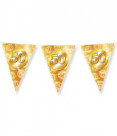 Party Vlaggen - 50 jaar getrouwd | Vlaggenlijn