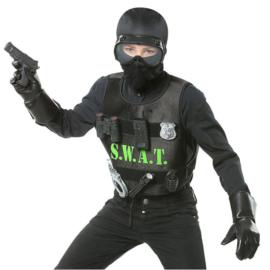 Swat vest compleet kinderen