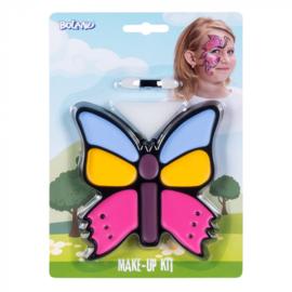 Schmink palet | vlinder