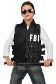 FBI vest de luxe kids