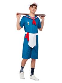 Matroos jongen kostuum compleet