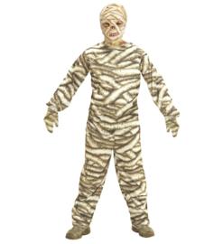 Mummy white kostuum | mummie kinderen