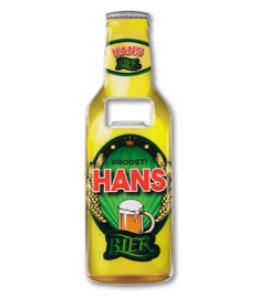 Bieropener Hans