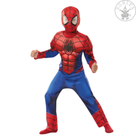 Spider-Man Deluxe kostuum kind