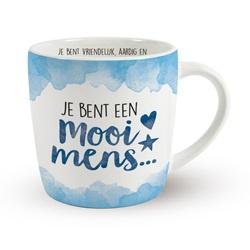 Enjoy Mok - Mooi Mens | Koffie beker