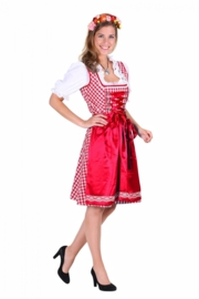 Dirndl jurk Sophie luxe op=op
