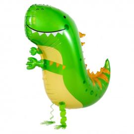 Walking ballon Dino | 65x75cm