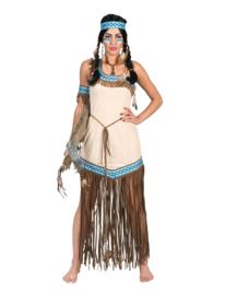 Thundering Teppee Indianen jurk