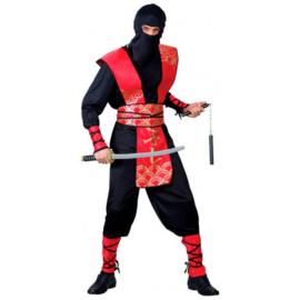 Master ninja kostuum