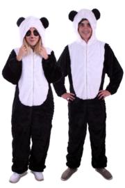 Panda kostuum plushe