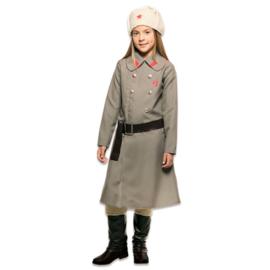 Russisch kostuum meisje Antonia
