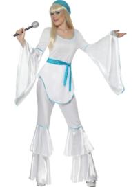 Abba super trooper kostuum