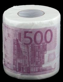 WC papier geld