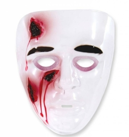 Masker bloody wound