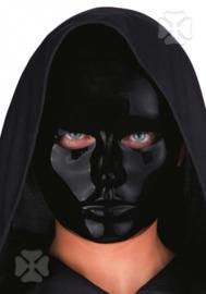 Black face masker