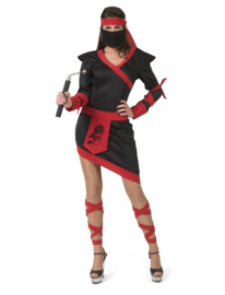 Sexy Ninja nana jurkje | Ninja lady