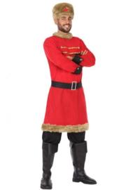 Russisch kostuum man