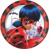 Miraculous Ladybug | Composteerbaar Papieren bordjes