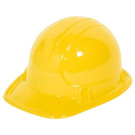Bouwhelm geel