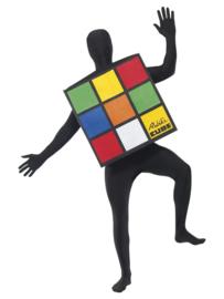 Kostuum Rubik's cube