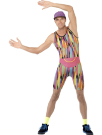 MR. Fitness kostuum