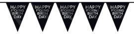 Vlaggenlijn Happy f*cking Birthday 6m