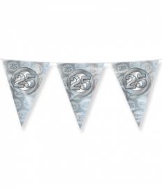 Party Vlaggen - 25 jaar getrouwd | Vlaggenlijn