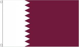 Qatar vlag