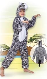 Dierenkostuum zebra