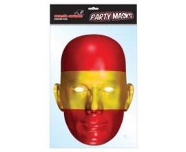 Masker Spaanse vlag OP=OP
