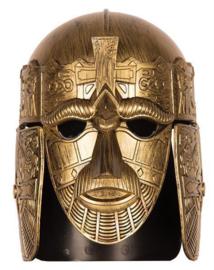 Romeinse helm deluxe brons