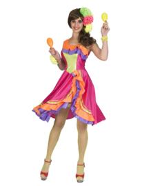 Caribische rio jurk