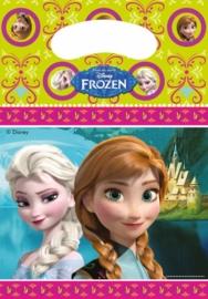 Frozen feestzakjes