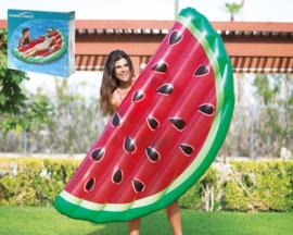 Opblaasbaar luchtbed watermeloen 191x97 cm