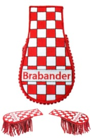 Schouder epaulette Brabander