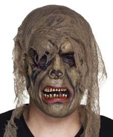Halloween mummy masker