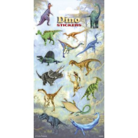 Sticker vel Dinosaurs