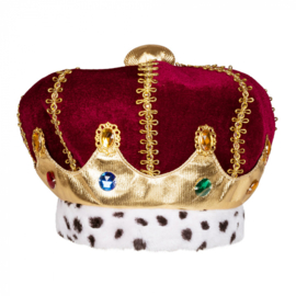Majesteit koningskroon
