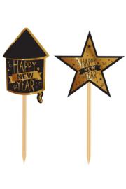 Nieuwjaars party prikkers