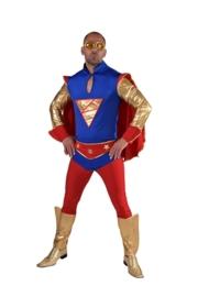 Superheld kostuum OP=OP