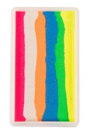 Neon splitcake 28 gram block