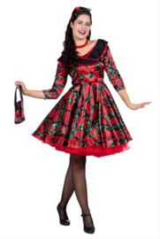 Vintage Rosie jurkje