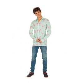Flamingo overhemd